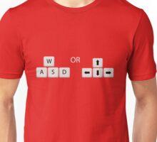 WASD or ARROWS Unisex T-Shirt