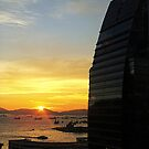 "A Room with a View - The Peninsula Hotel HK by Christine ""Xine"" Segalas"