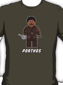 Porthos Lego T-Shirt