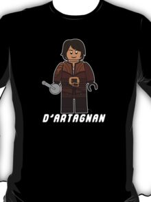 D'Artagnan Lego T-Shirt