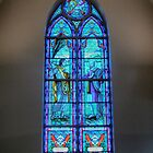 Church of St.Andrew's in Roanoke ( 10 ) by Larry Davis
