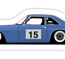 Reliant Scimitar Coupe Sprint Car Sticker