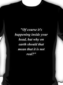 Dumbledore's Last Words T-Shirt