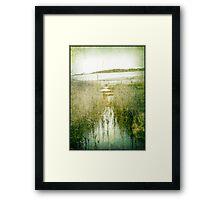 ~Reverie~ Framed Print