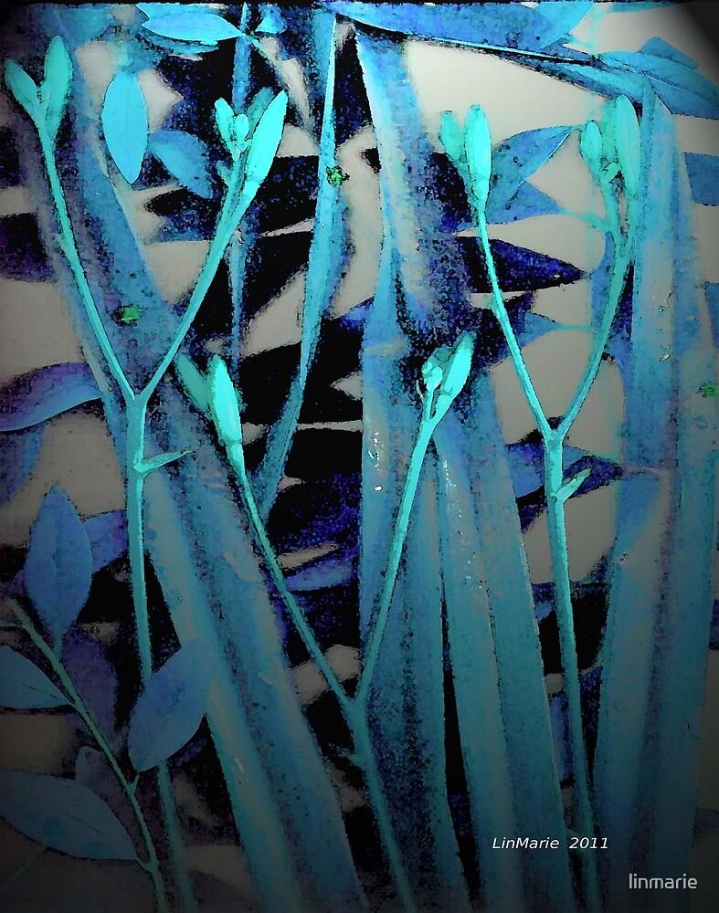 Braving Blues...  by linmarie