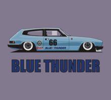Blue Thunder, Reliant Scimitar Sprint Car Kids Tee