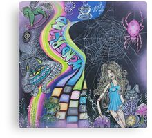 Wonderland Dreams Canvas Print