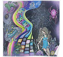 Wonderland Dreams Poster