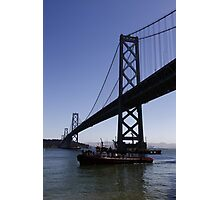 Phoenix Fireboat Number One Photographic Print