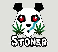 Stoner(red) Womens Fitted T-Shirt
