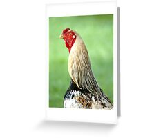 I see you - rooser profile Greeting Card