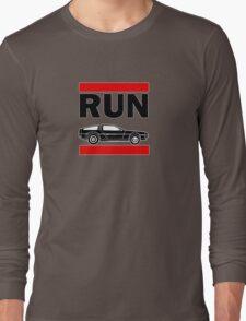 RUN DMC Long Sleeve T-Shirt