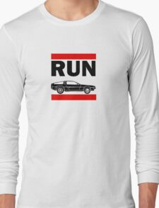 RUN DMC Long Sleeve T-Shirt