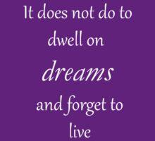 Dwell on Dreams by SMalik