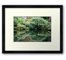 Land & Sea Framed Print