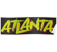 Atlanta: Volt Poster