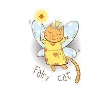 Fairy cat. by Voron4ihina