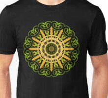 sunburst-dala Unisex T-Shirt