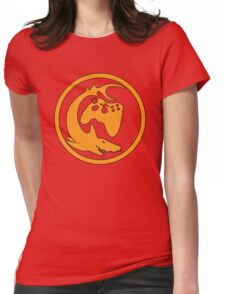 Team Zero Cool Logo Womens Fitted T-Shirt