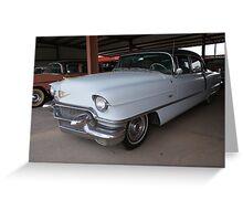 1953 Cadillac Eldorado Greeting Card