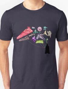 Balloons From The Dark Side T-Shirt