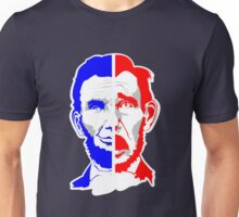 Duality of Lincoln Unisex T-Shirt