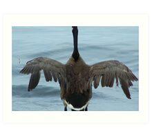 Spread Them Wings & Fly Away Art Print