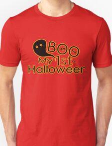 boo My first Halloween  T-Shirt