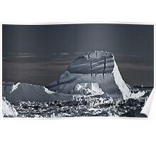 Giant Iceberg Poster