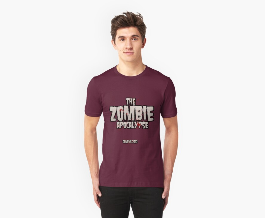 The Zombie Apocalypse by nickpace