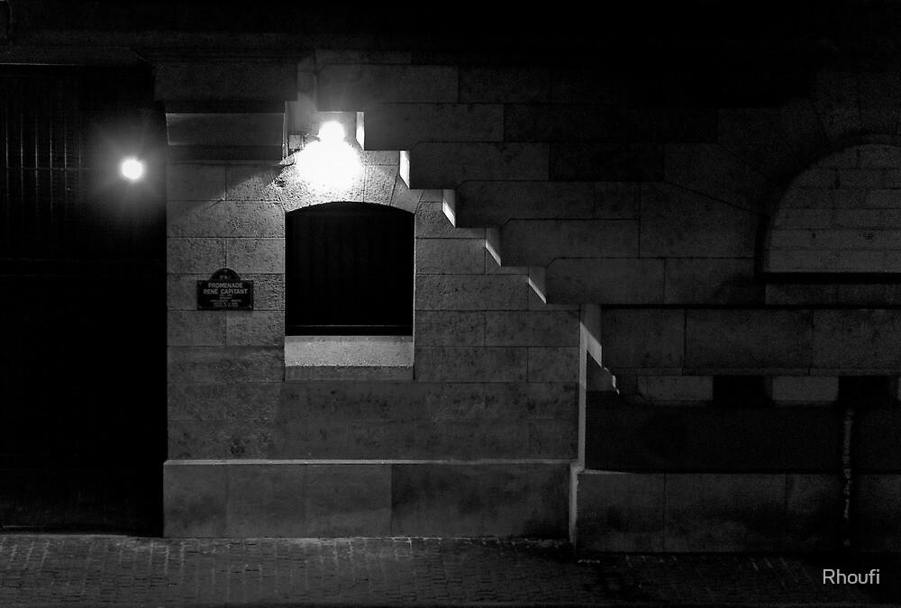 A walk on the darkside with René Capitant by Rhoufi