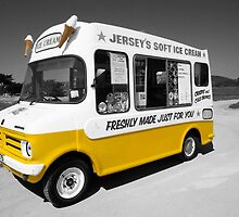 Respect to the man in the Ice Cream Van  by Rob Hawkins