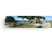 Tweed River panorama Canvas Print