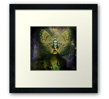 All the difference in the world Framed Print