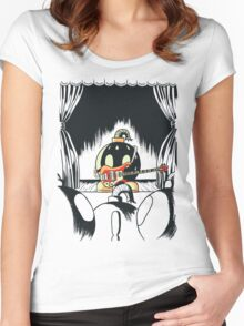 Irresponsible Performer Women's Fitted Scoop T-Shirt