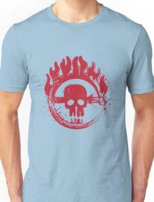 Blood on Road Unisex T-Shirt