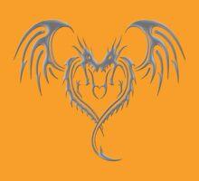 Corazon de Dragon Gris by david-soto-lema