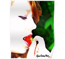 Wonder If The Strewberry Ate Me? Poster