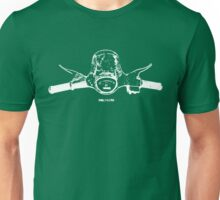 Vespa SS 90 handlebars and speedo white Unisex T-Shirt