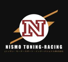 Nismo Tuning 1984 Team Shirt by JDMSwag