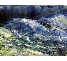 The power wave Photographic Print
