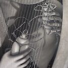 the harp (the players) by Stephen McLaren