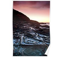 Day is dawning-Crowdy Head NSW Poster