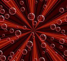 Red Infinity by Margaret Stevens