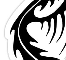 Tribal Dragon Sticker