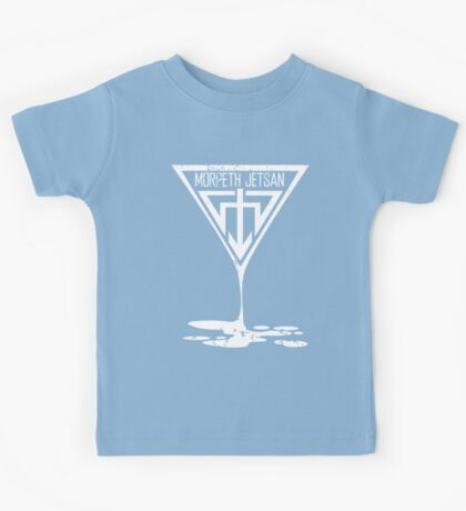 Doctor Who: Liquid Engineering Kids Tee