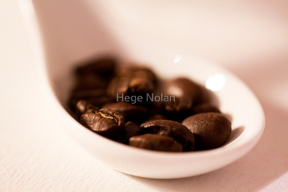 Coffee for Conor by Hege Nolan