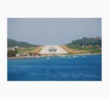 Skiathos airport, Greece One Piece - Short Sleeve