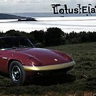 Lotus Elan Sprint by Paul Shellard