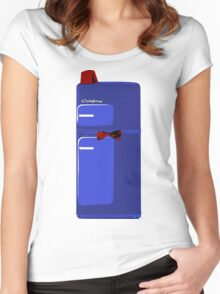 Fridges Are Cool! Women's Fitted Scoop T-Shirt